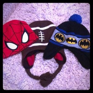 Other - Toddler boy winter hats